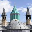 Konya Turkey, Mevlana museum — Stock Photo