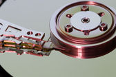 Hard disk drive (hdd) — Stock Photo