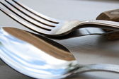 Eating utensils — Stock Photo