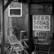 Old country store — Foto de Stock