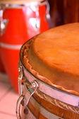 Conga drums — Stock Photo