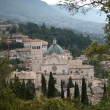 View of the town of Assisi — Stock Photo