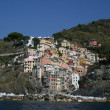 Coastal town in Italy — Stock Photo #2090943