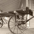 Luggage cart — Stockfoto #2291512