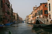Canal in Venice, Italy — Stock Photo