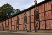 Historic barack — Stock Photo