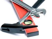Masons tools — Stock Photo