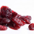 Dried cranberries — Stock Photo #2532592