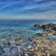 Adriatic coastline - Foto Stock