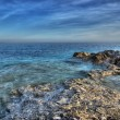 Adriatic coastline — Stock fotografie