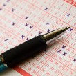 Lotto and pen — Stock Photo #2682823