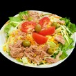 Mixed tuna salad -  