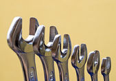 Wrenches — Stock Photo