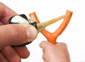 Slingshot — Stock Photo