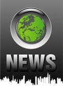 Top news — Stock Vector