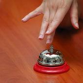 Hand-bell — Stock fotografie