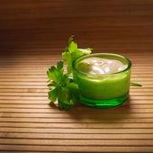 Mayonnaise sauce — Stock Photo