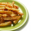 Fried potatoes - Stock Photo
