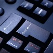Keyboard detail — Stock Photo #2670841