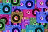 Audio tapes — Stock Photo
