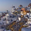 Oia town — Stock Photo