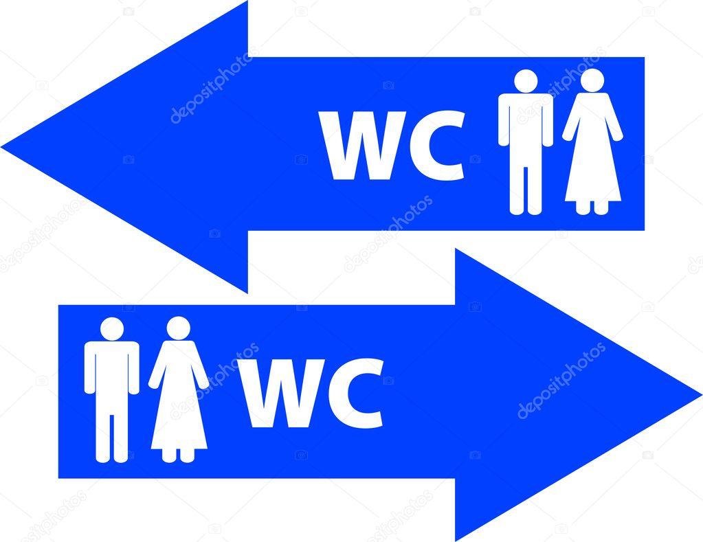 clipart wc uomini - photo #15