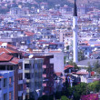 Alanya city - Foto Stock