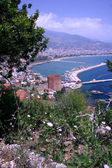 Alanya city — Stock Photo