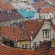 Stock Photo: Roofs of Prague