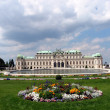 Stock Photo: Schloss Belvedere