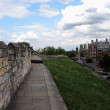 City walls of York — Stock Photo #2030804