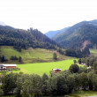 Austrian landscape — Stock Photo