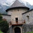 Hohenwerfen Castle, Austria — Stock Photo #2033464
