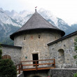 Hohenwerfen Castle, Austria — Stock Photo #2033471