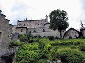 Hohenwerfen Kalesi, Avusturya — Stok fotoğraf