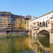 Pontevecchio, Florence — Stock Photo