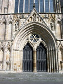 The Cathedral of York — Stock Photo