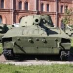 Постер, плакат: The Soviet tank