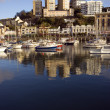 Torquay Marina — Stock Photo