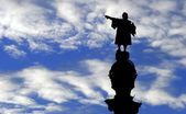 Christopher Columbus — Stock Photo