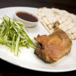 Crispy duck leg — Stock Photo #1992363
