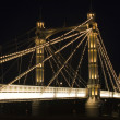 Stock Photo: Albert Bridge