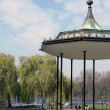 Regent's Park Band stand — Stock Photo