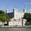 de tower of london — Stockfoto