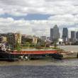 Canary wharf - Stock Photo