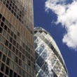 Gerkin Tower, London — Stock Photo