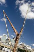 Ship's Mast — Stock Photo