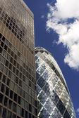 Gerkin Tower, London — Stock Photo