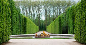 Versailles Garden, France — Stock Photo