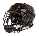 Hockey Helmet — Stock Photo